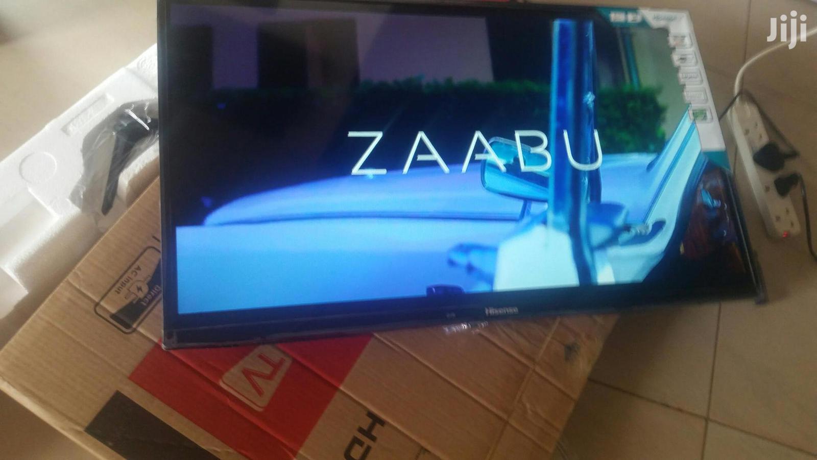 32 Inches Led Hisense TV Flatscreen