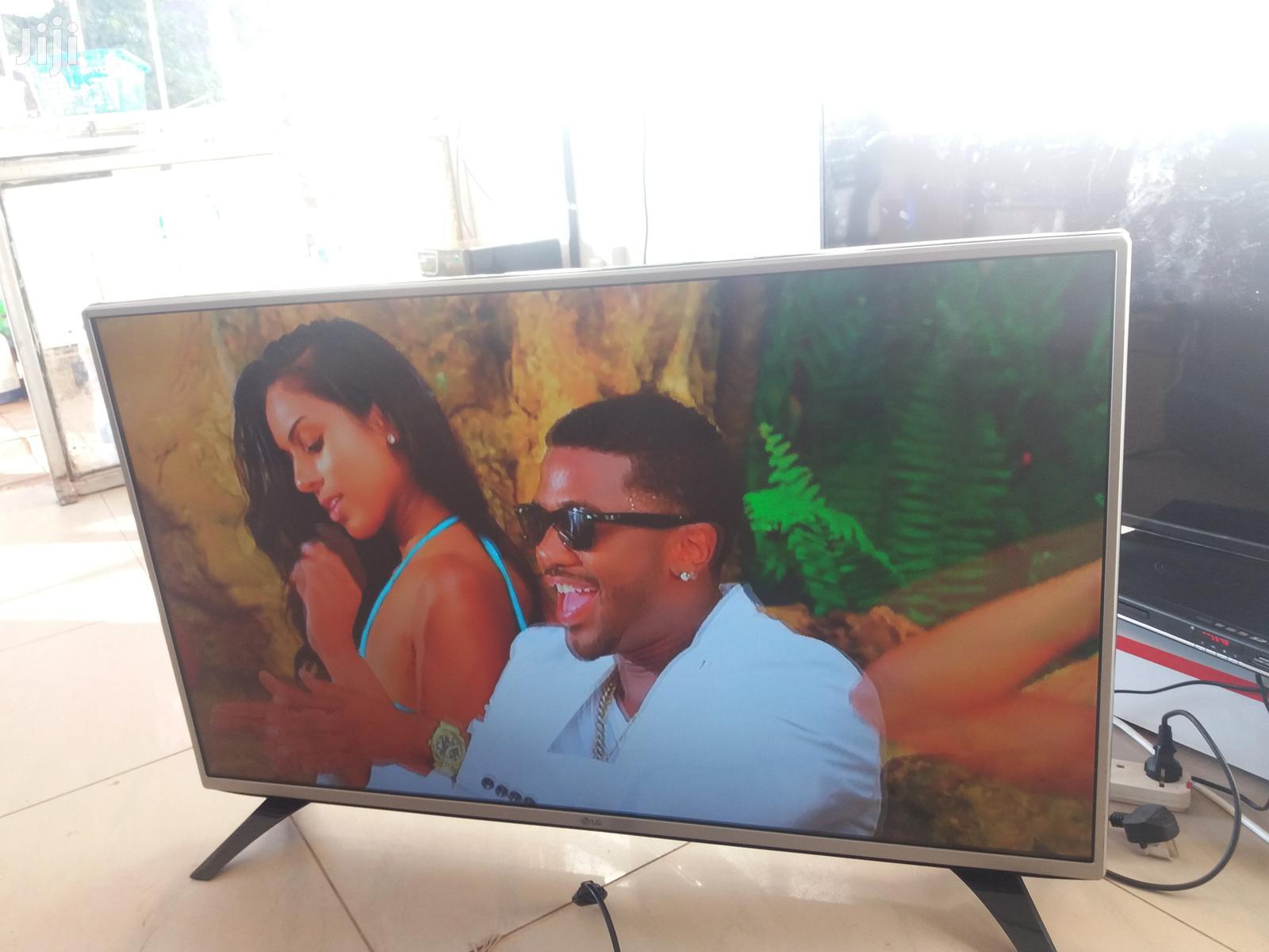 Archive: 43inches Led LG Flat Screen Tv Digital