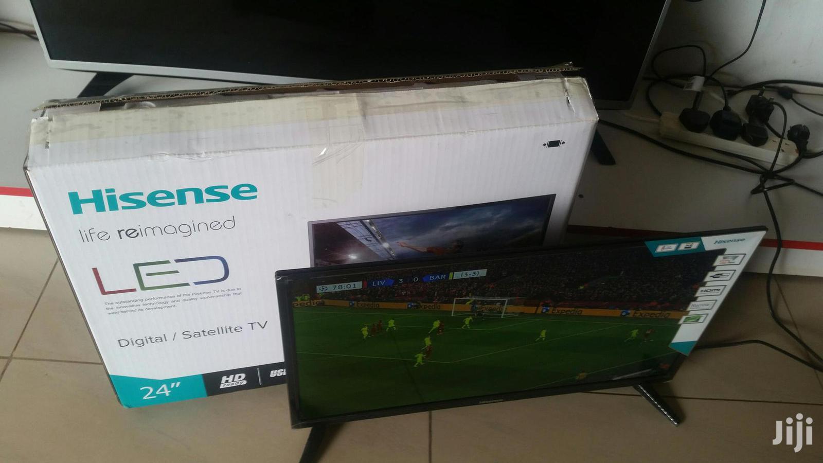 43 Inches Led Hisense TV Smart Flatscreen