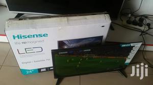 43 Inches Led Hisense TV Smart Flatscreen | TV & DVD Equipment for sale in Central Region, Kampala