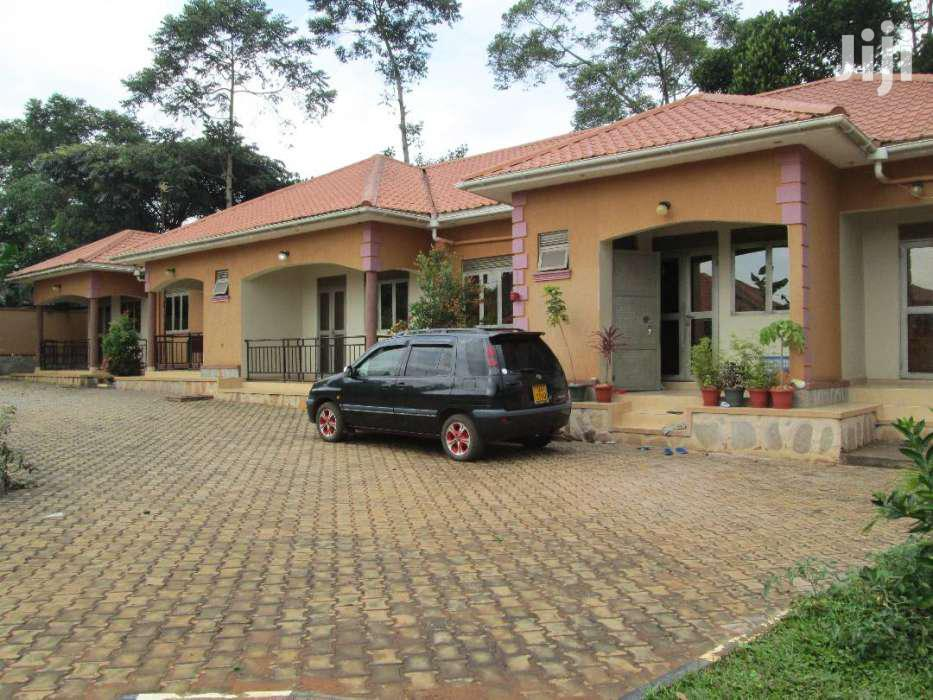 Two Bedroom House In Namataba Kirinya Along Bukasa Road For Rent