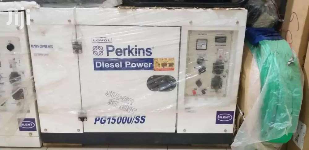 Brand New Perkins Generator 8Kva For Sale