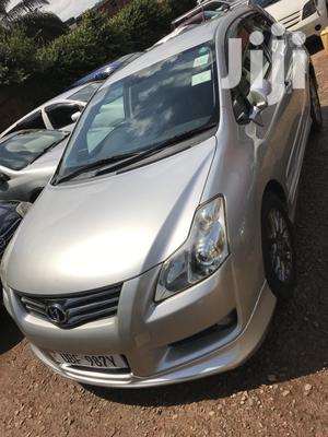 New Toyota Blade 2009 Silver