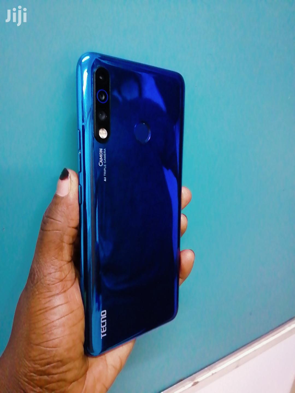 Tecno Camon 12 Air 32 GB Blue | Mobile Phones for sale in Kampala, Central Region, Uganda