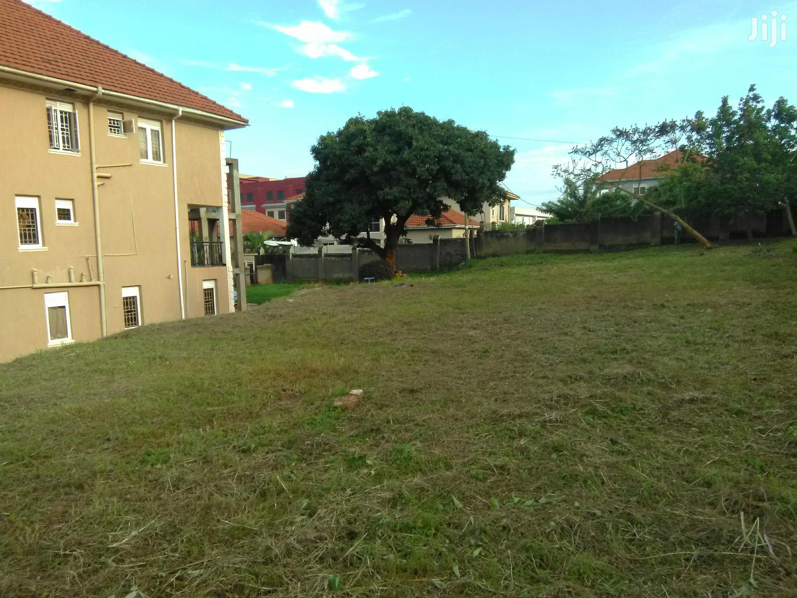 Land In Buziga For Sale