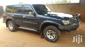 Nissan Patrol 2004 Blue