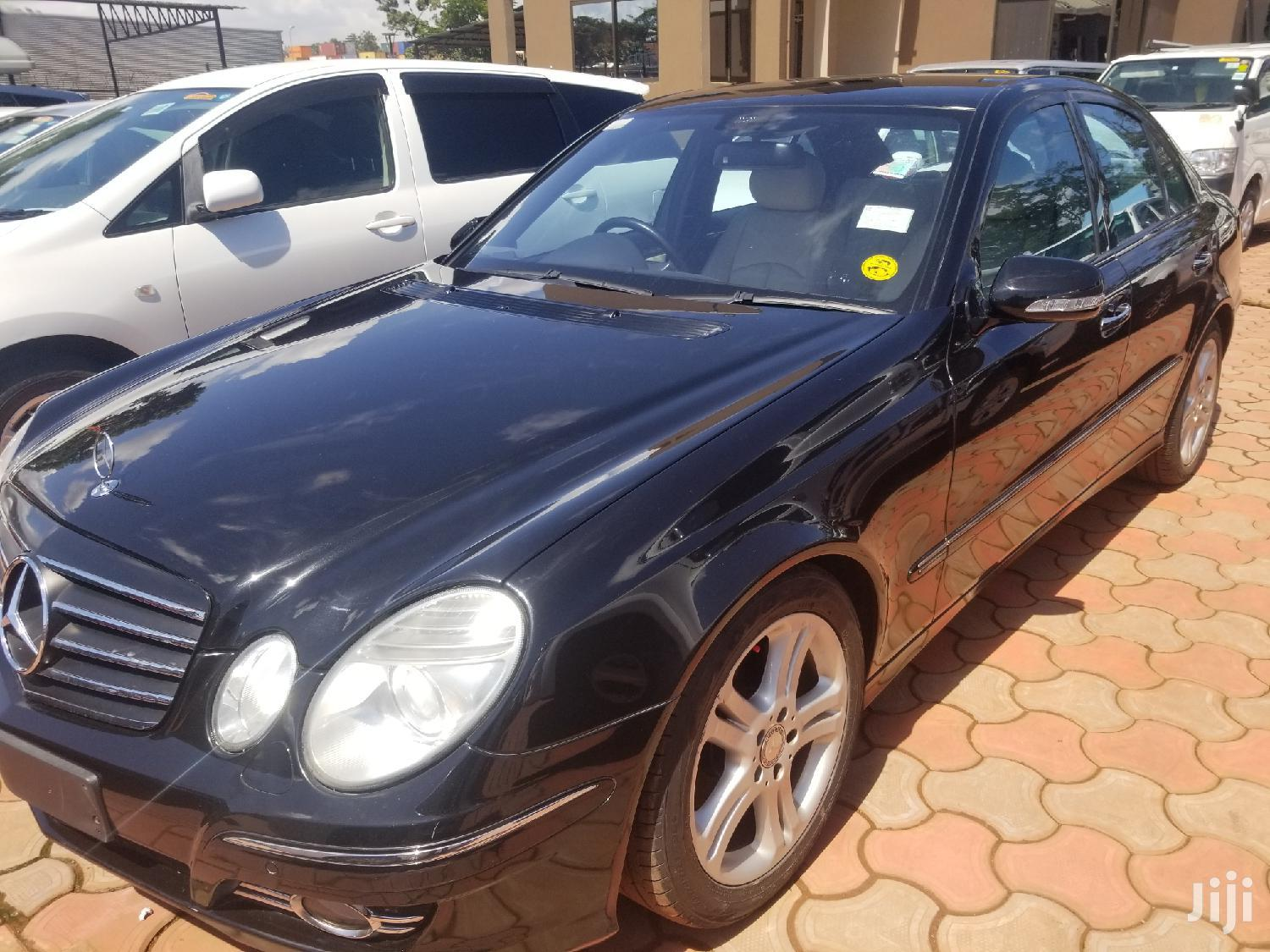 Mercedes-Benz E200 2010 Black | Cars for sale in Kampala, Central Region, Uganda