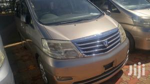 Toyota Alphard 2006 Gold | Cars for sale in Central Region, Kampala