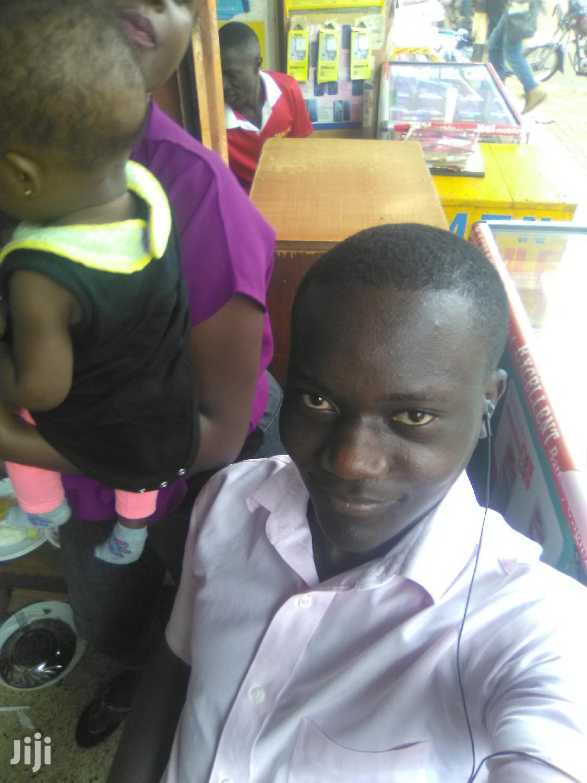 Shop Attendant