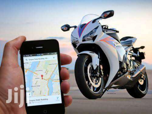 Archive: Motorbike Tracking System