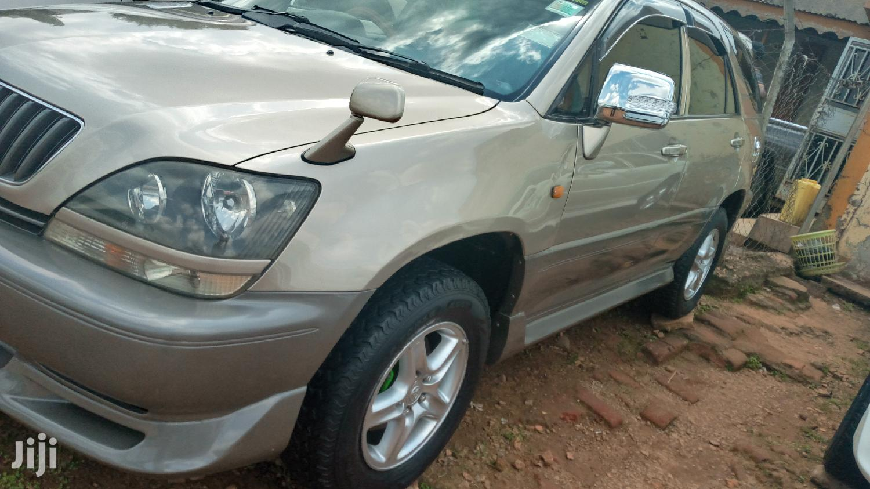 New Toyota Harrier 2000 Silver | Cars for sale in Kampala, Central Region, Uganda