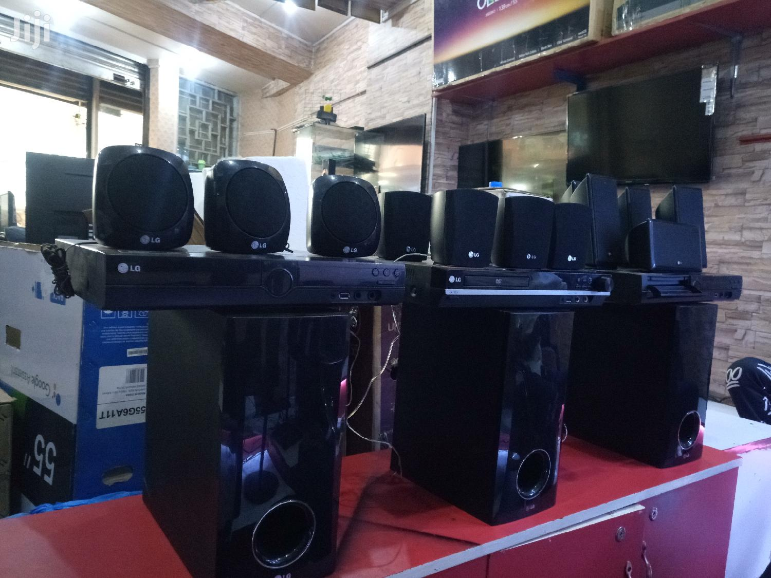 Archive: Original LG Home Theater System