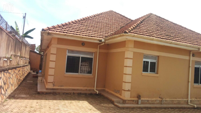 Back on Market Single Room House in Kyaliwajjala for Rent