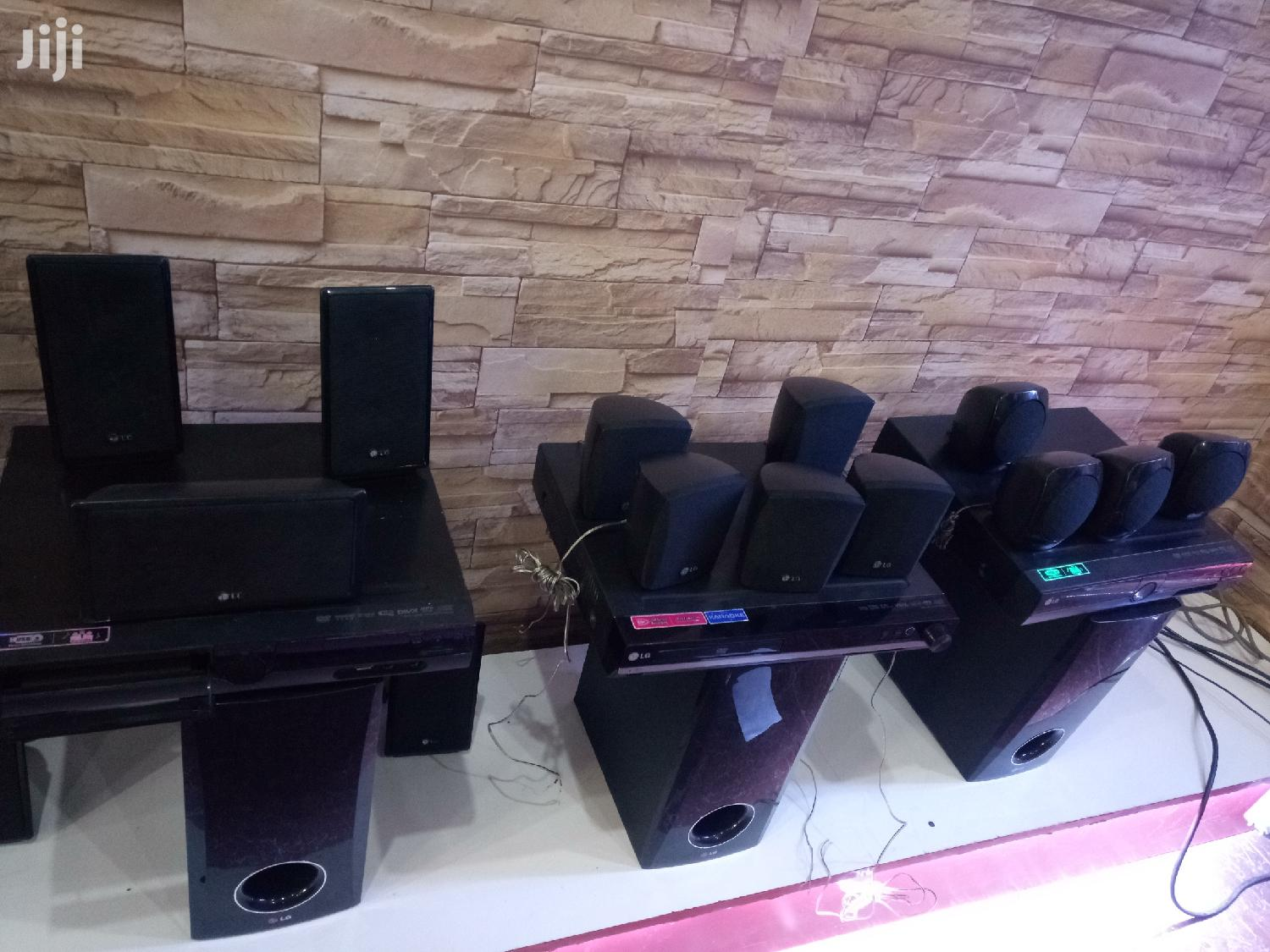 Archive: LG Home Theater System
