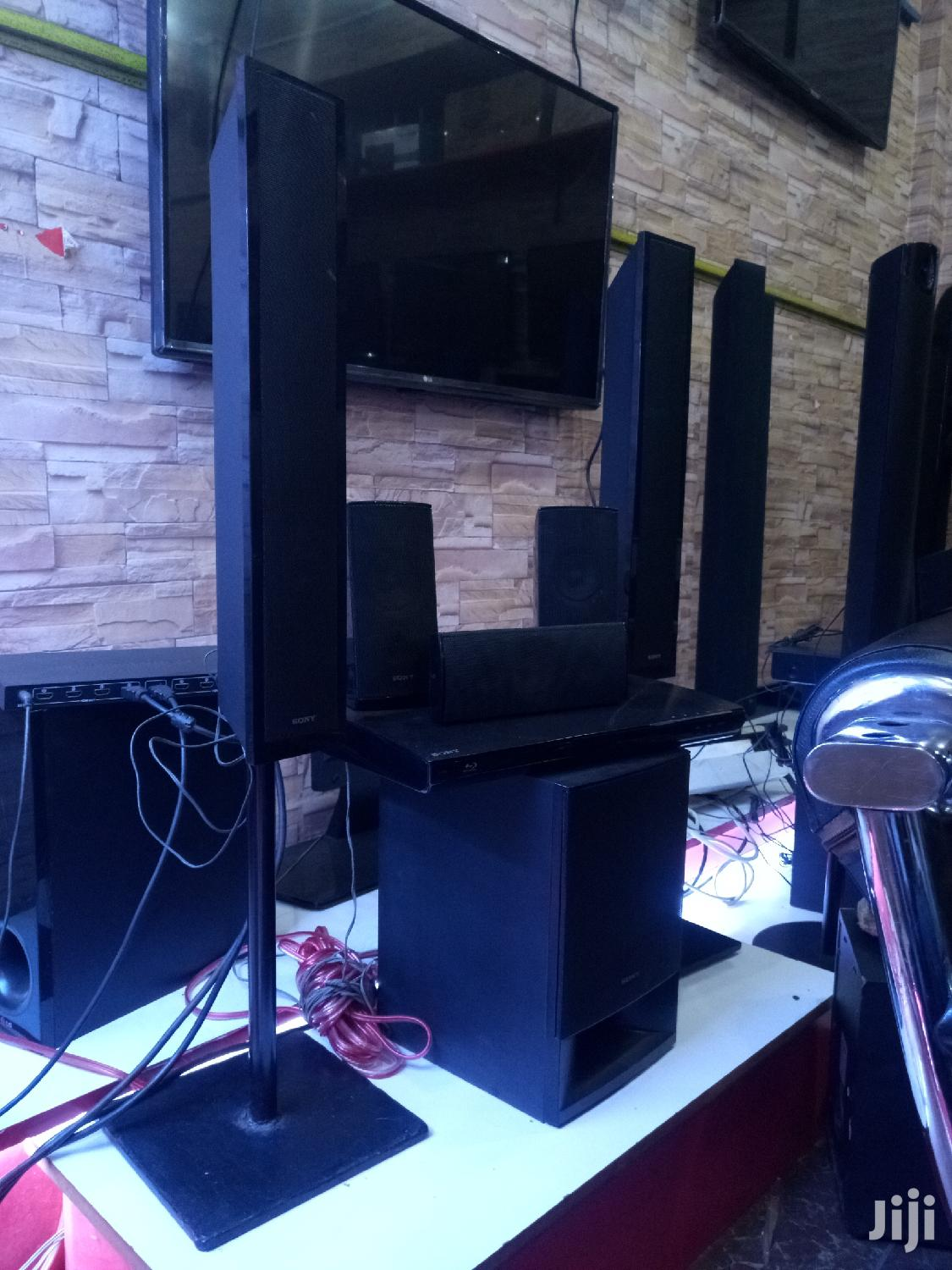 Archive: Sony Blu Ray 1200 Watts Home Theater Sound System