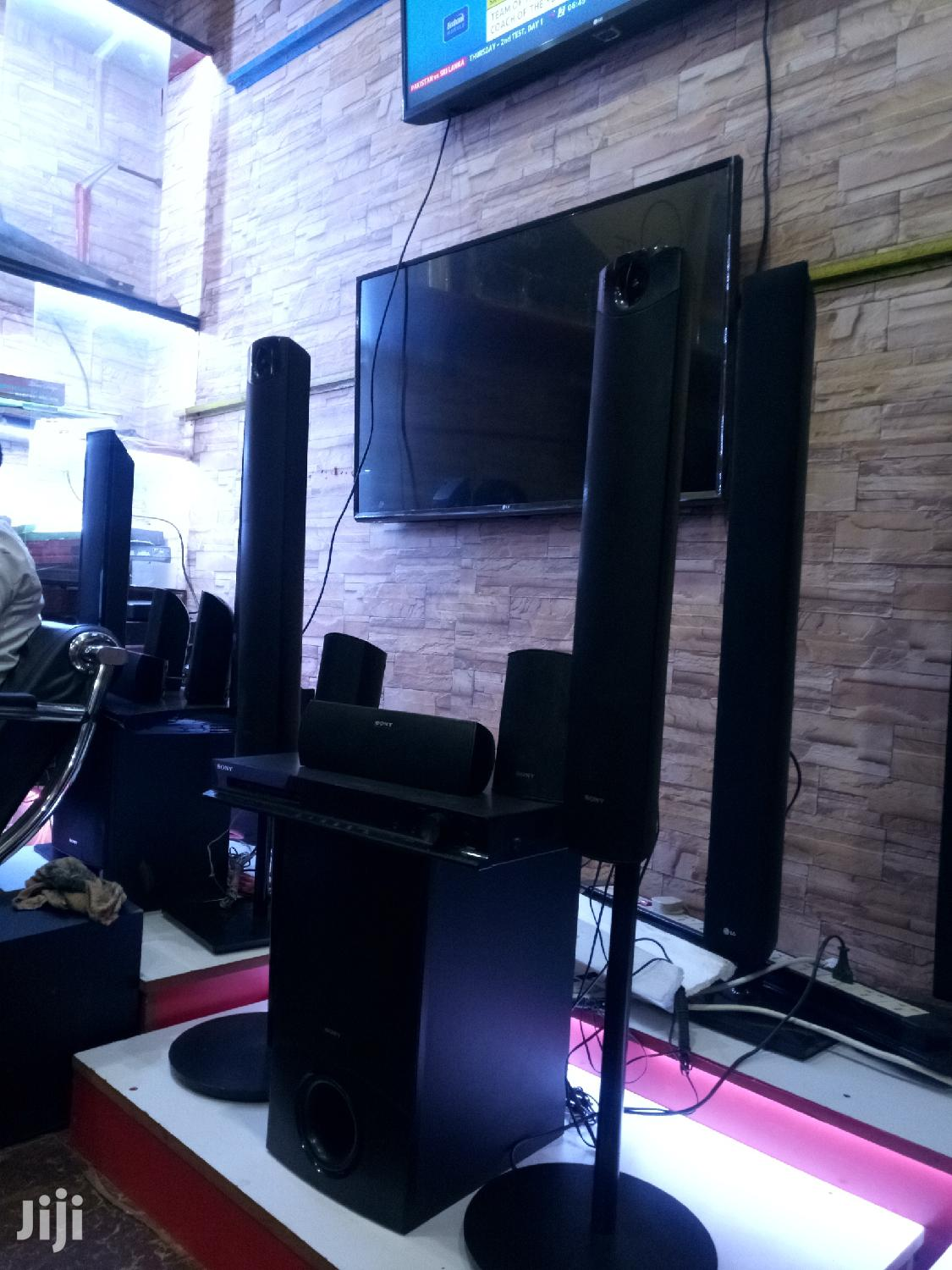 Archive: Original Sony Blu Ray Home Theater System