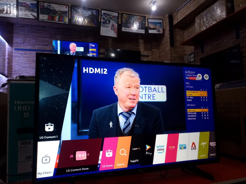 Archive: Original LG Smart Uhd 4K Digital Flat Screen TV 43 Inches
