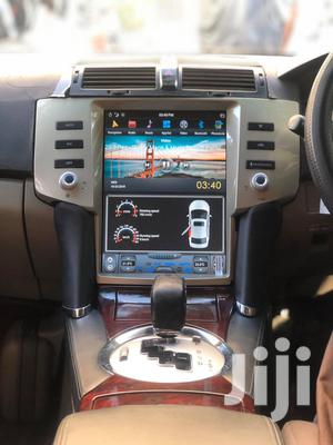 Toyota Mark X Tesla Vertical Radio System | Vehicle Parts & Accessories for sale in Central Region, Kampala