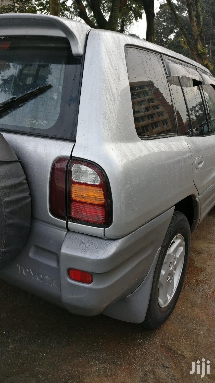 Archive: Toyota RAV4 1998 Cabriolet Gray