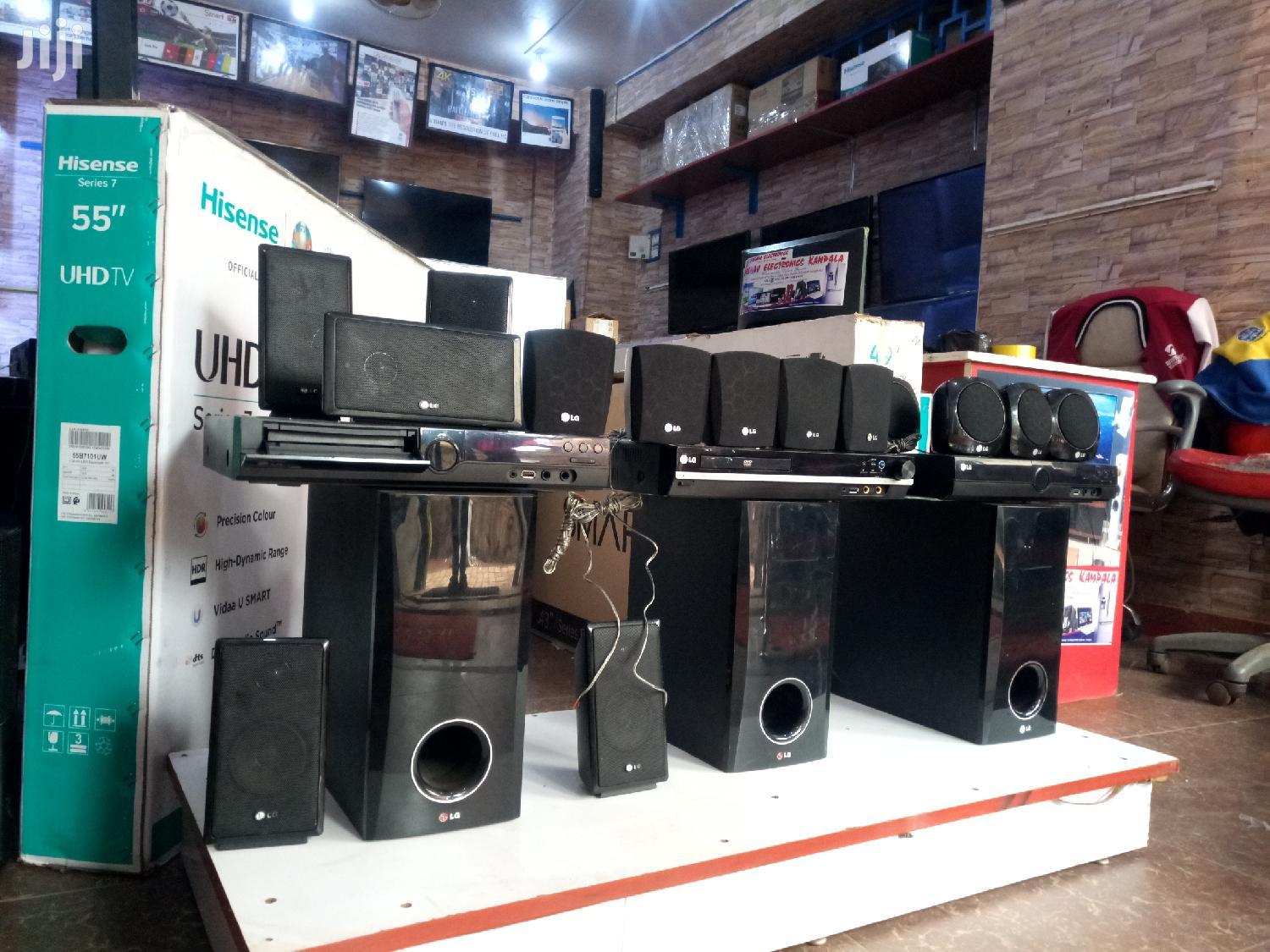 Archive: Original LG Home Theater Sound System