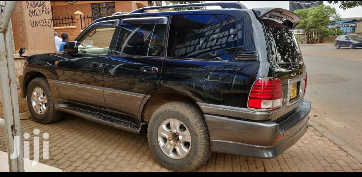 Toyota Land Cruiser 2006 Black | Cars for sale in Kampala, Central Region, Uganda