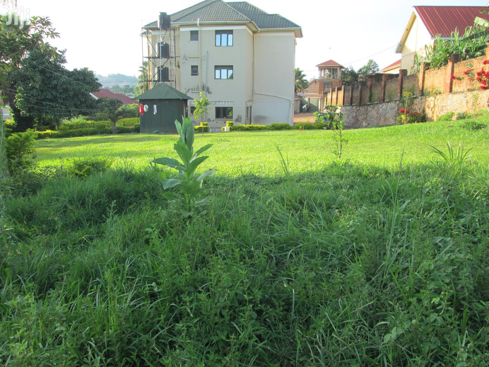 Residential Land In Kirinya Along Bukasa Road For Sale
