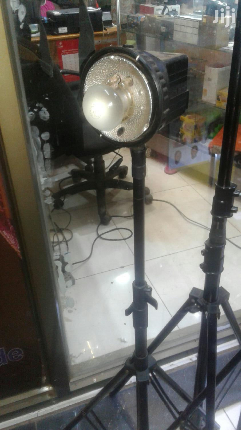 Used Studio Lights Simpex 300