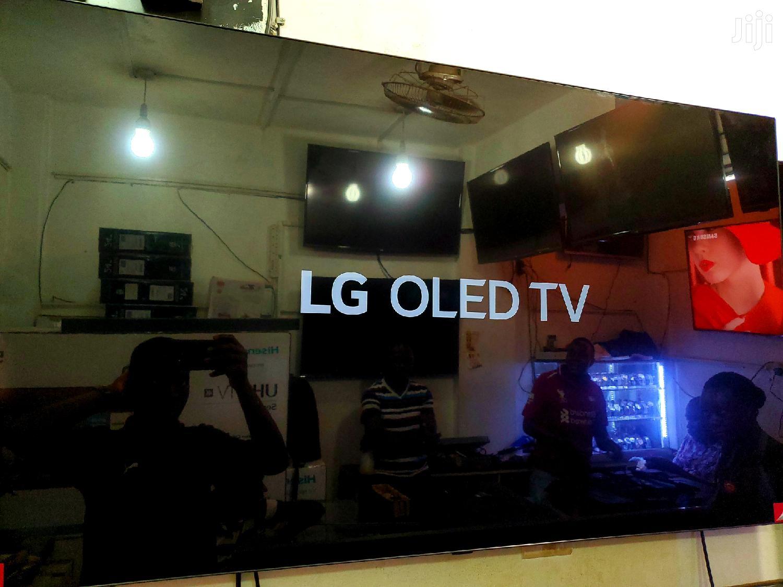 Brand New LG Oled Smart Uhd 4k Tv 55 Inches