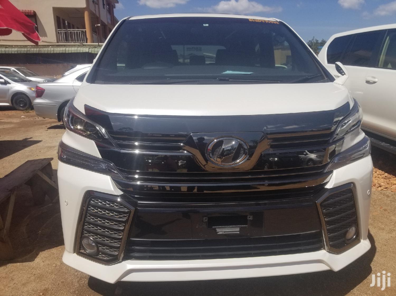 Toyota Alphard 2017 White | Cars for sale in Kampala, Central Region, Uganda