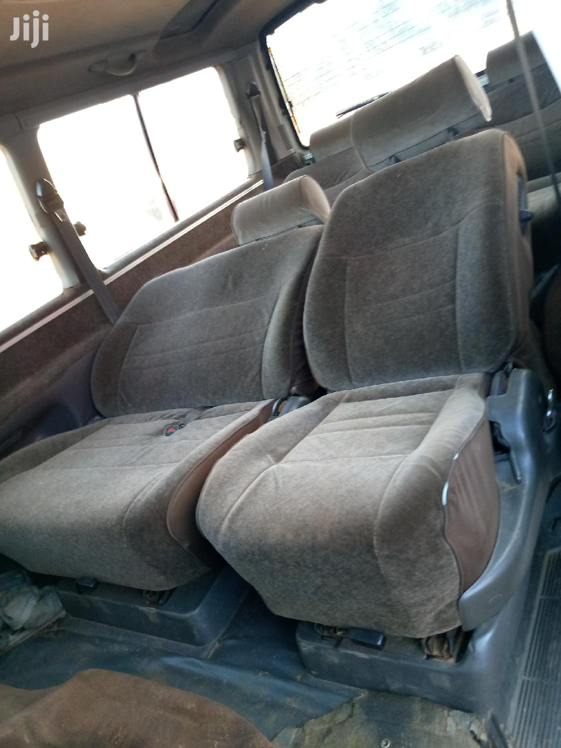 Toyota Townace 1999 White | Buses & Microbuses for sale in Kampala, Central Region, Uganda