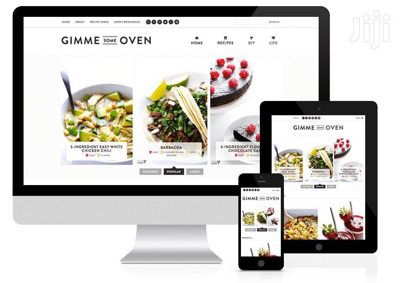 Archive: Get Your Business Online. Website Design, Emails, Hosting
