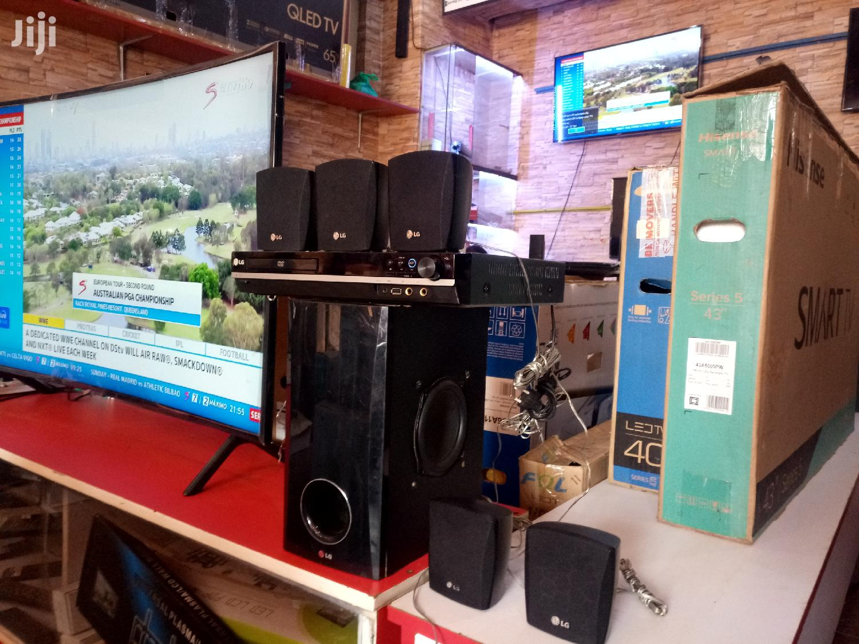 Archive: Original LG Home Theatre Sound System