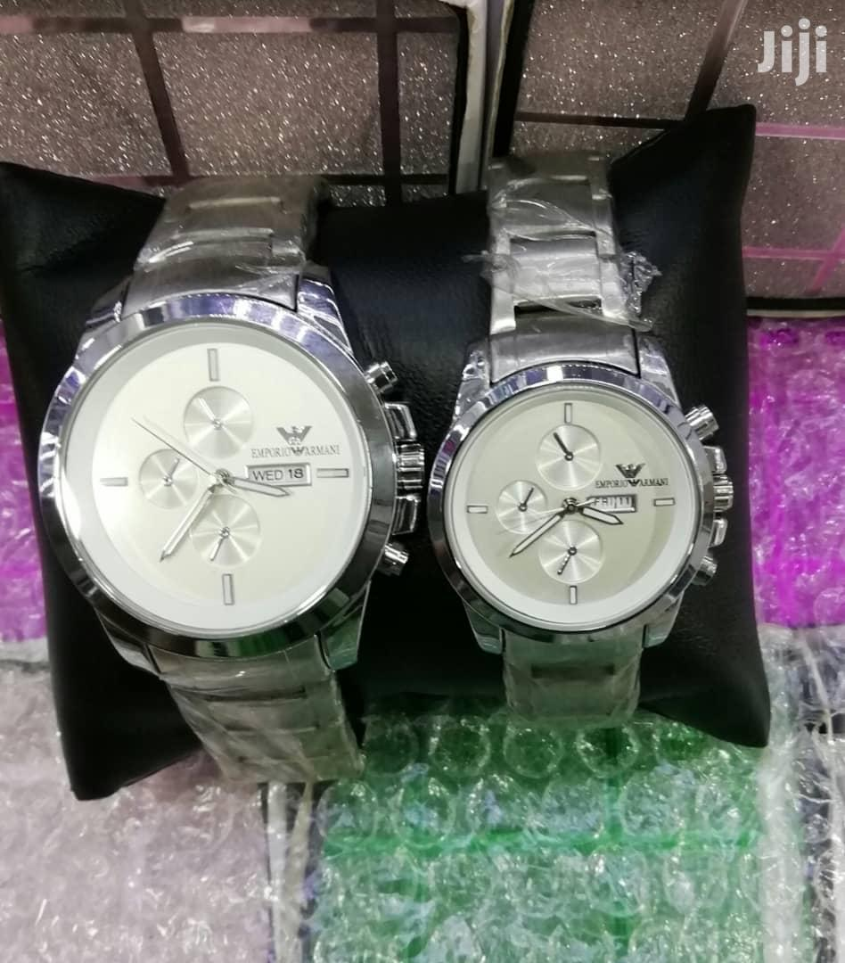 Archive: Couple Watches