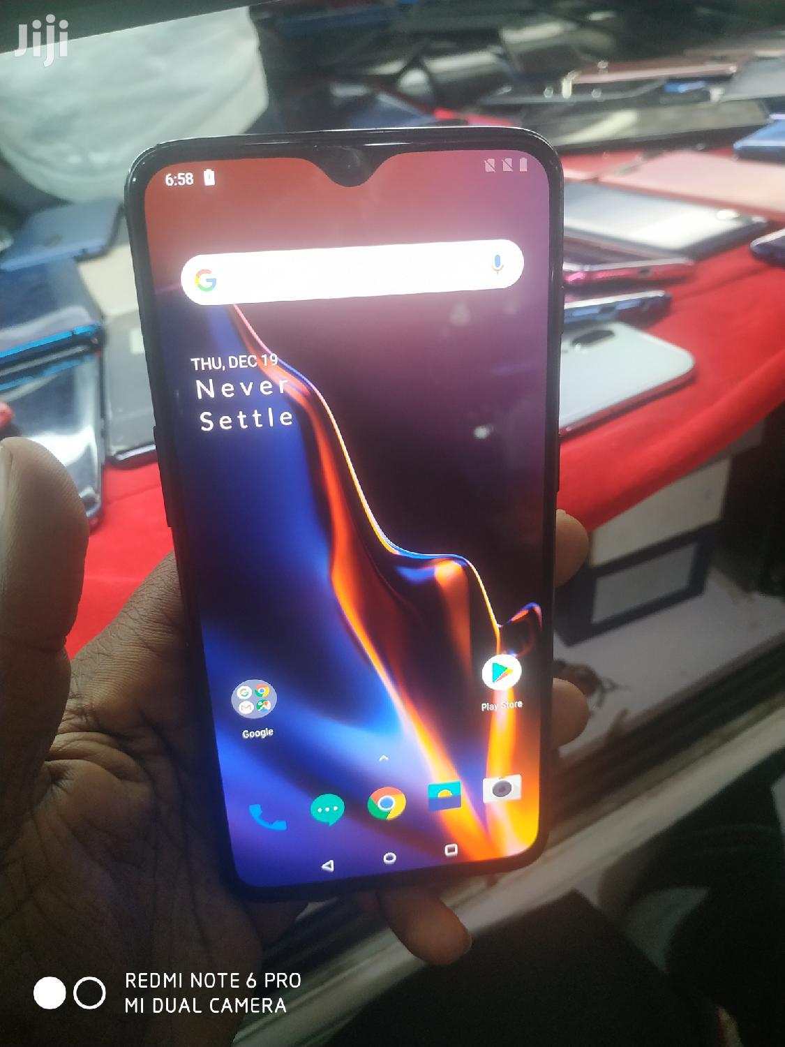 OnePlus 6T McLaren Edition 128 GB Black | Mobile Phones for sale in Kampala, Central Region, Uganda