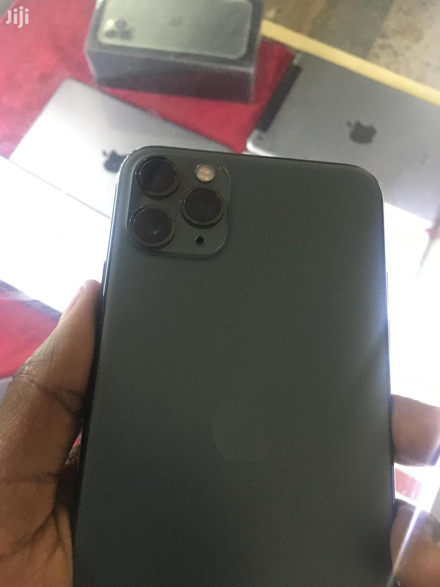 New Apple iPhone 11 Pro Max 256 GB Green | Mobile Phones for sale in Kampala, Central Region, Uganda