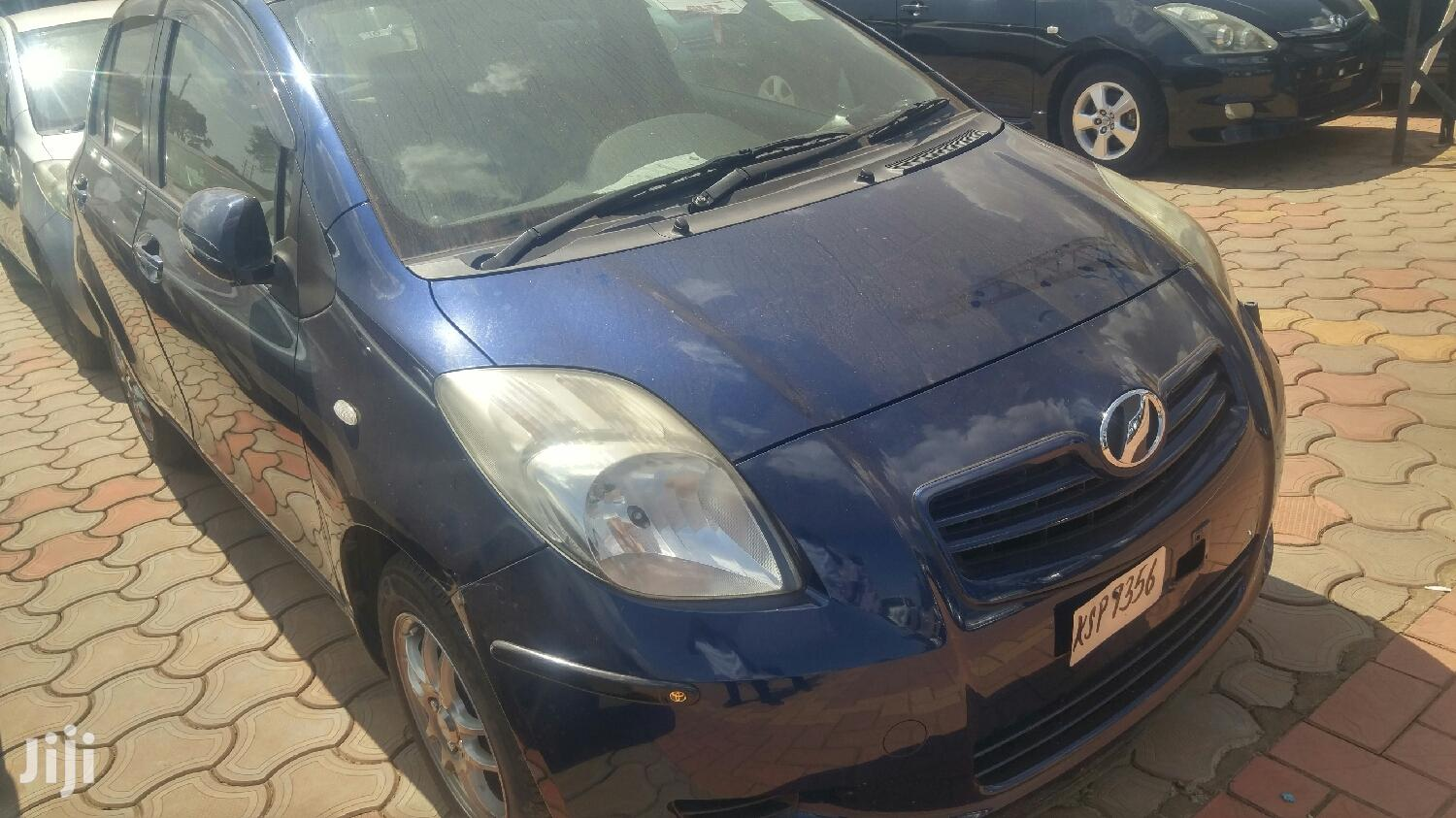 Toyota Vitz 2006 Blue | Cars for sale in Kampala, Central Region, Uganda
