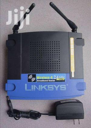 Cisco Linksys Wireless Router   Networking Products for sale in Central Region, Kampala