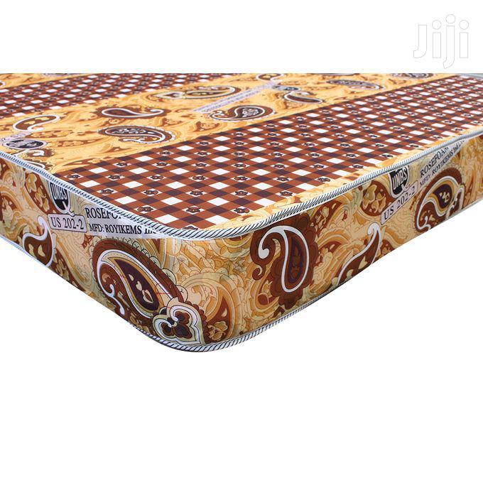 5*6 Rosefoam Tape Edge Mattress | Furniture for sale in Kampala, Central Region, Uganda