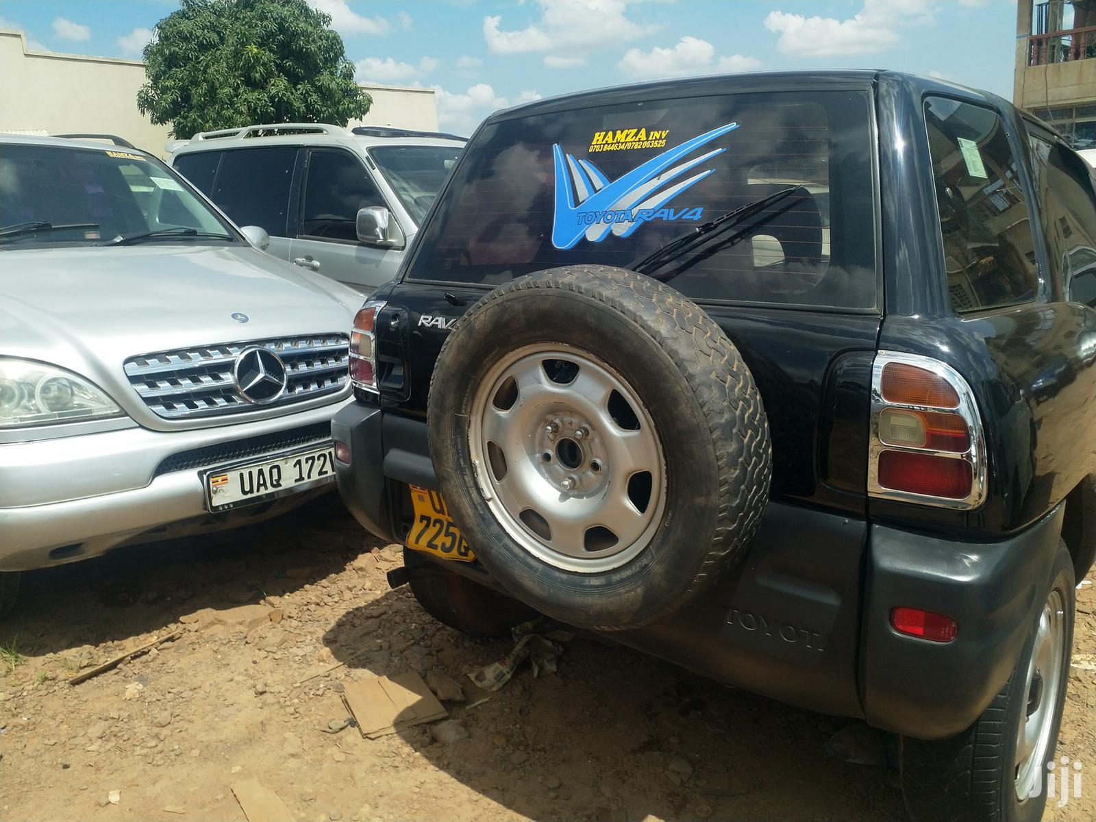 Toyota RAV4 1998 Cabriolet Blue | Cars for sale in Kampala, Central Region, Uganda