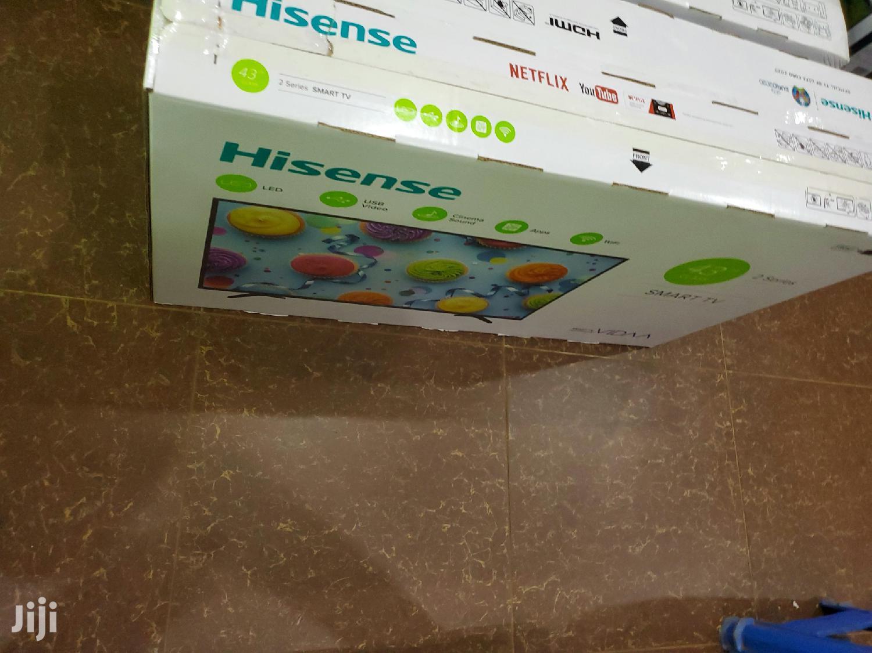 Brand New Hisense Smart Digital Satellite Led TV 43 Inches