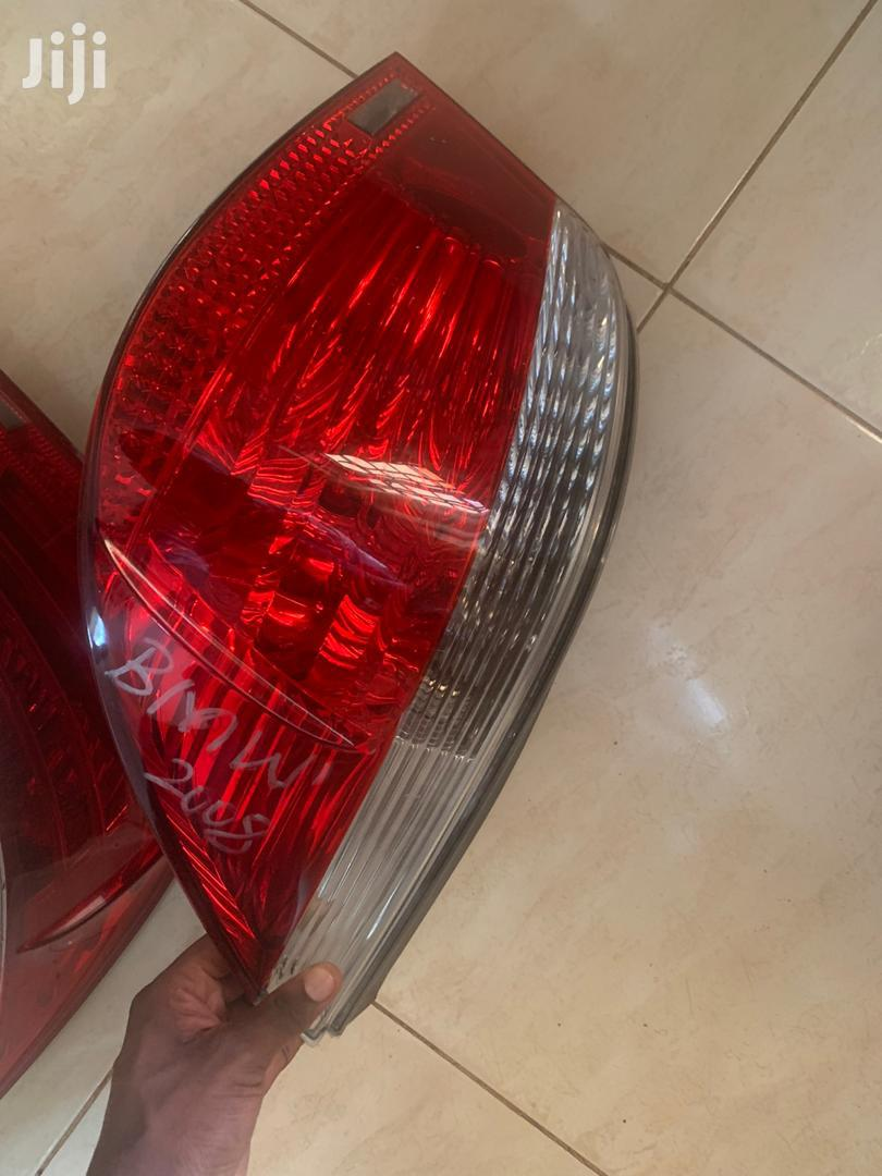 Archive: BMW 5 Series E60 Tail Lights