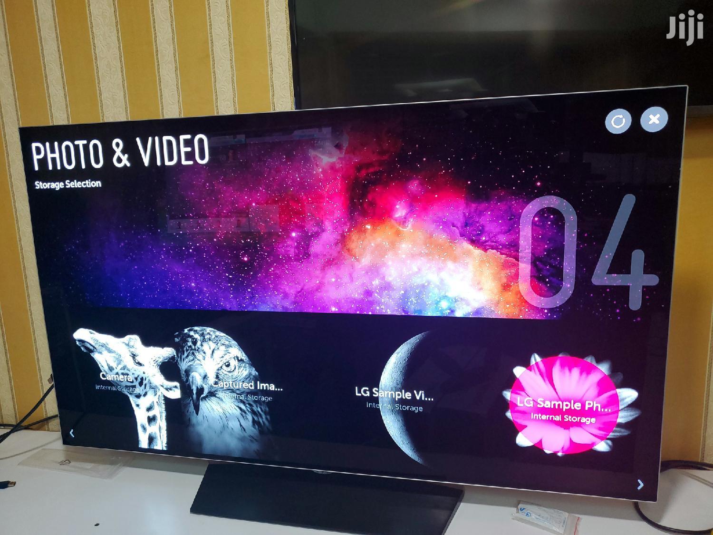 Brand New LG Oled Smart Uhd 4k Webos TV 55 Inches   TV & DVD Equipment for sale in Kampala, Central Region, Uganda