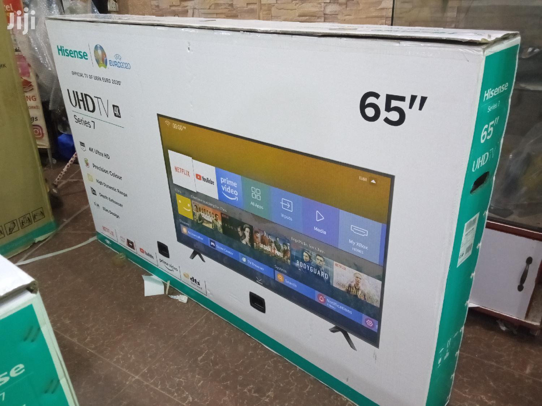 Brand New Hisense Smart 4K Ultra High Definition LED Tv 65 Inches
