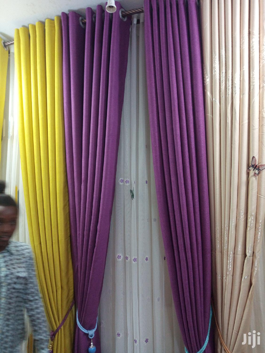 Curtains And Curtains Rods   Home Accessories for sale in Kampala, Central Region, Uganda