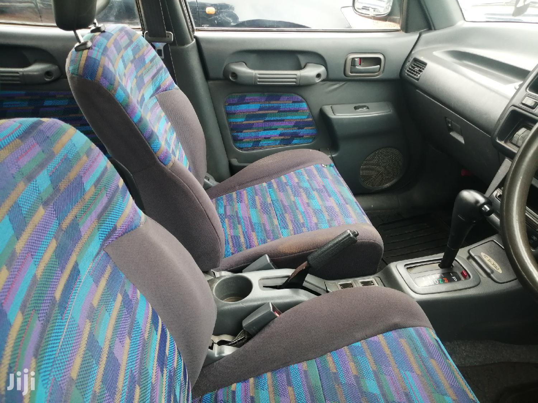 Archive: Toyota RAV4 1999 Black