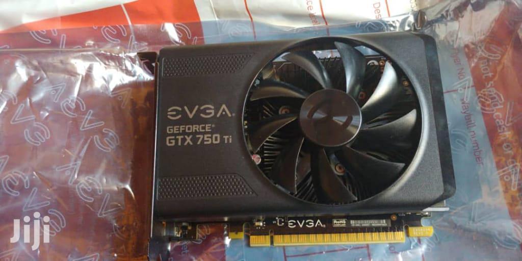 Nvidia EVGA GTX 750ti Super Clocked In Excellent Condition | Computer Hardware for sale in Kampala, Central Region, Uganda