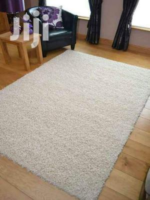 Modern Carpets Plain White