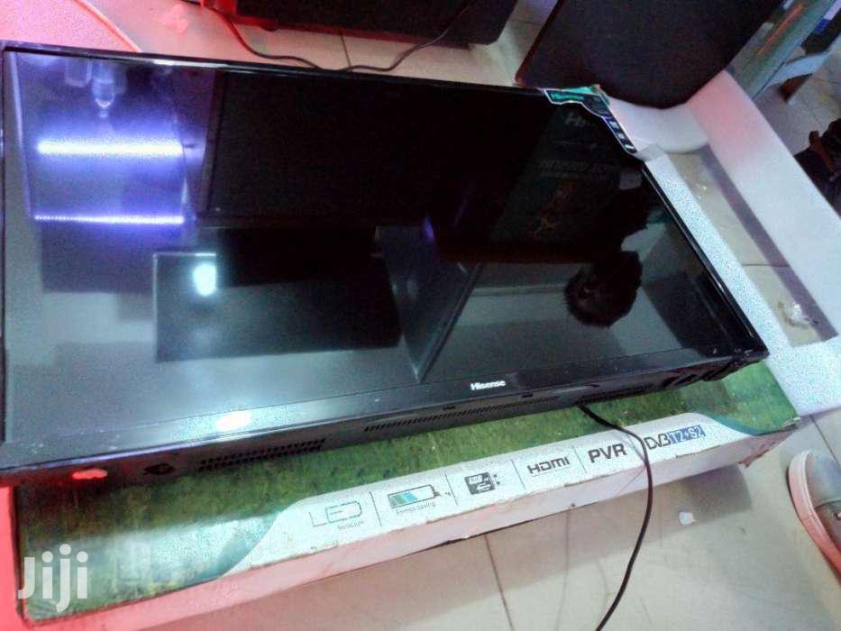 Brand New Hisense Flat Screen TV 32 Inches | TV & DVD Equipment for sale in Kampala, Central Region, Uganda