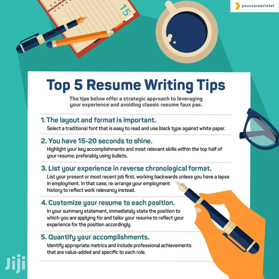 Resume/CV Writing Experts. | Recruitment Services for sale in Kampala, Central Region, Uganda