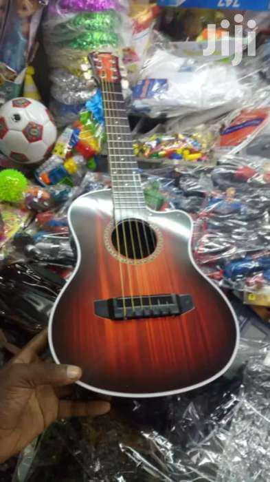 Box Acoustic Guitar